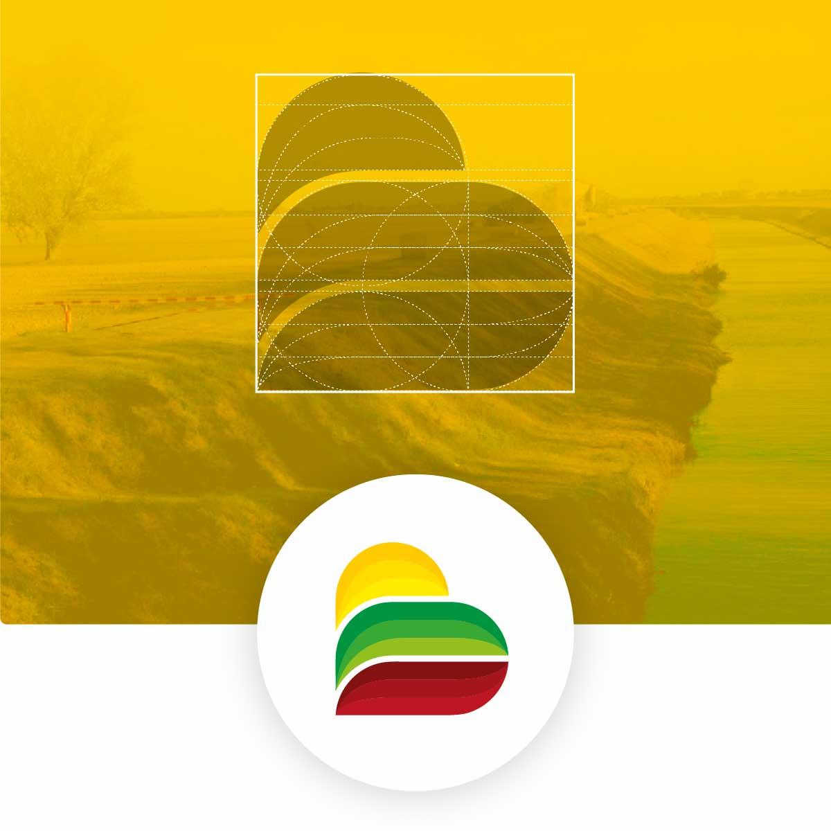 bassa romagna mia portale turismo branding logo 1