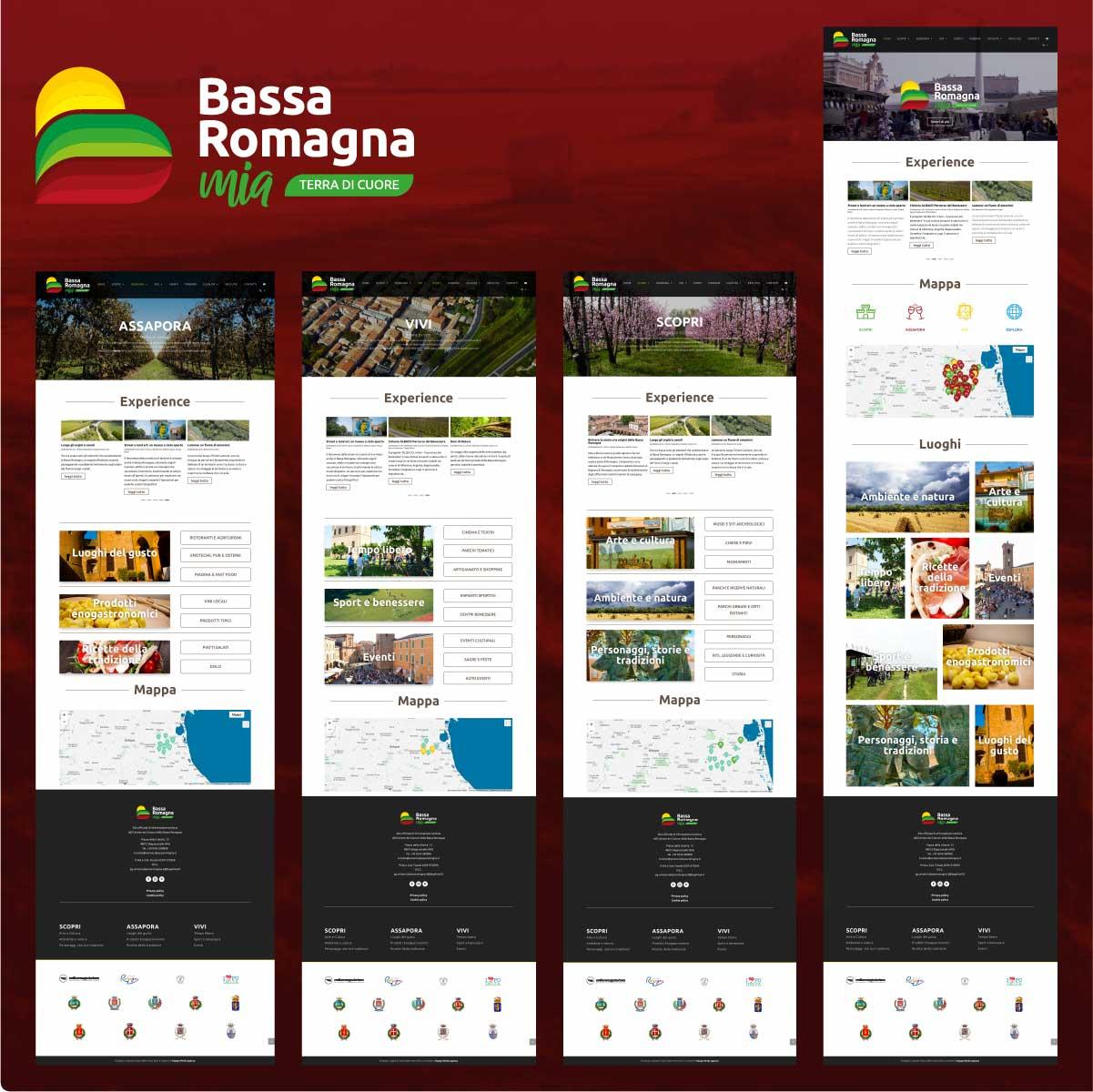 bassa romagna mia portale turismo web-development-1